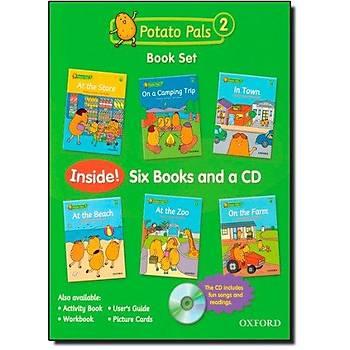 OXFORD POTATO PALS 2 SB +CD