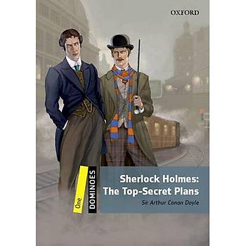 OXFORD DOM 1:TOP SECRET PLANS +CD NEW