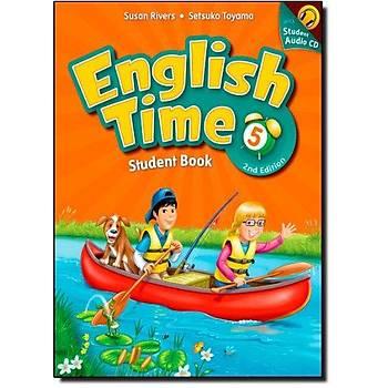 OXFORD ENGLISH TIME 5 SB + CD (2ED)+WB