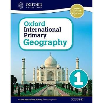 OXFORD INTERNATIONAL PRIMARY GEOGRAPHY 1 SB+WB