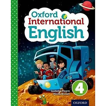 OXFORD INTERNATIONAL PRIMARY ENGLISH 4 SB