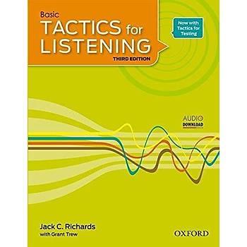 OXFORD TACTICS LISTENING BASIC 3ED SB