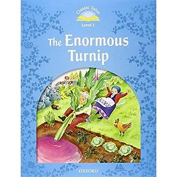 OXFORD C.T 1:ENORMOUS TURNIP  2ED MP3