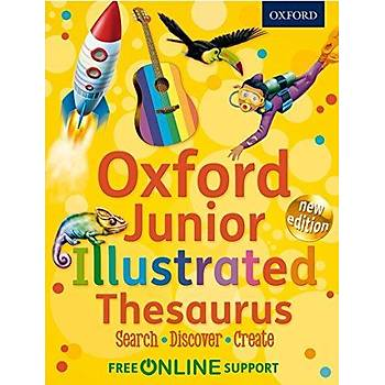 OXFORD ILLUSTRATED JUNIOR THESAURUS