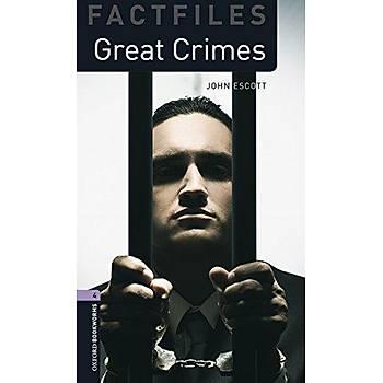 OXFORD OBWL F.4:GREAT CRIMES MP3