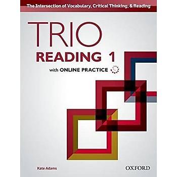 OXFORD TRIO READING 1 +ONLINE PRACTICE
