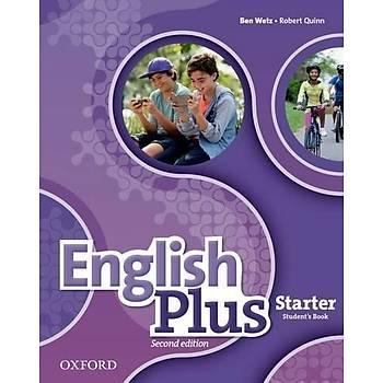 OXFORD ENGLISH PLUS STARTER  SB 2ED NEW+WB