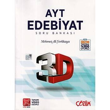 3D AYT Edebiyat Soru Bankasý Yeni