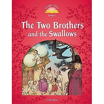 OXFORD C.T 2:TWO BROTHERS AND THE SWALLOWS  2ED MP3