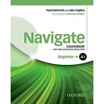 OXFORD NAVIGATE BEG A1 SB W/OOSP & DVD-ROM+WB