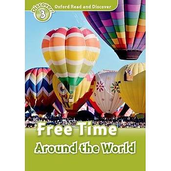 OXFORD ORD 3:FREE TIME AROUND THE WORLD +CD