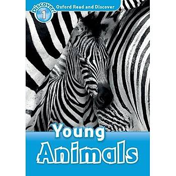 OXFORD ORD 1:YOUNG ANIMALS +CD