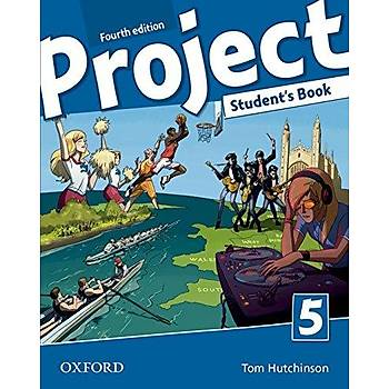 OXFORD PROJECT 5 SB  4ED +WB