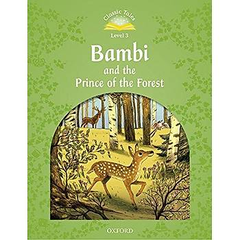 OXFORD C.T 3:BAMBI AND PRINCE OF FOREST 2ED MP3