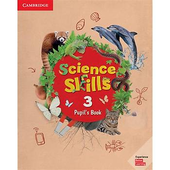 Cambridge Science Skills Level 3 Pupil's Pack