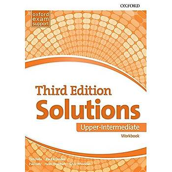 OXFORD SOLUTIONS 3ED UP-INTER WB+WB