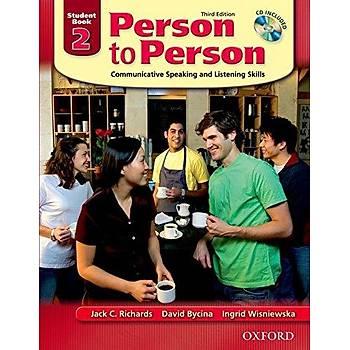 OXFORD PERSON TO PERSON 2 3ED SB +CD     +WB