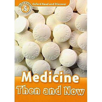 OXFORD ORD 5:MEDICINE THEN AND NOW +CD