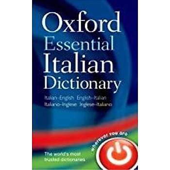 Oxford Essential Italian Dictionary Italian English