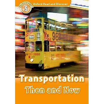 OXFORD ORD 5:TRANSPORTATION THEN AND NOW +CD