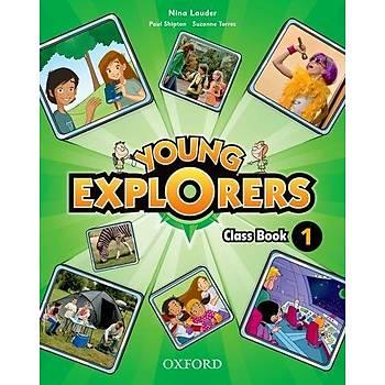 OXFORD YOUNG EXPLORERS 1 SB+WB