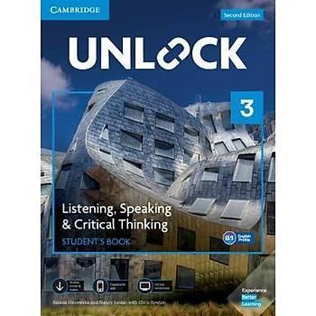 Unlock Level 3 Listening, Speaking  Student's Book