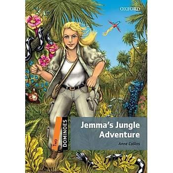 OXFORD DOM 2:JEMMA'S JUNGLE ADVENTURES MP3