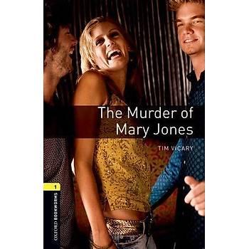 OXFORD OBWL P.1:MURDER OF MARY JONES MP3