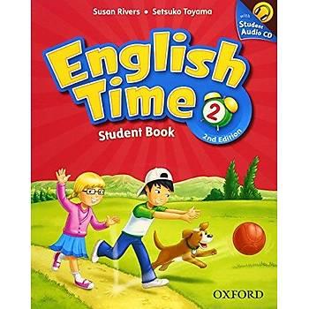 OXFORD ENGLISH TIME 2 SB +CD (2ED)+WB