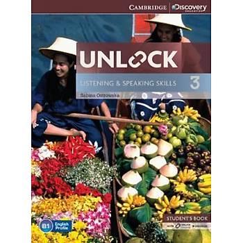 Cambridge Unlock - Listening and Speaking Ski,3
