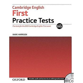 OXFORD FIRST PRACTICE TESTS+CD (KEY) NEW