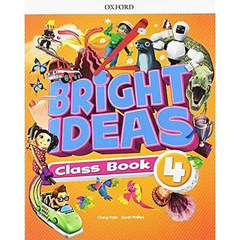 OXFORD BRIGHT IDEAS 4 SB + APP+WB