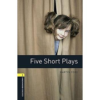 OXFORD OBWL P.1:FIVE SHORT PLAYS MP3