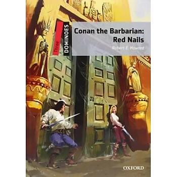 OXFORD Dominoes: Three: Dominoes Three Conan the Barbarian