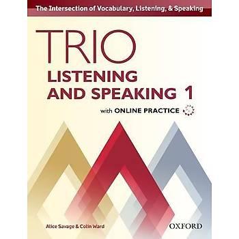 OXFORD TRIO LISTENING 1+ ONLINE PRACTICE PK