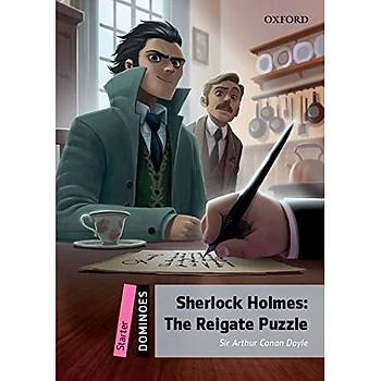 OXFORD DOM S:S.HOLMES REIGATE PUZZLE +MP3