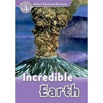 OXFORD ORD 4:INCREDIBLE EARTH +CD
