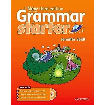 OXFORD GRAMMAR STARTER SB +CD   (3ED)