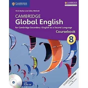 Cambridge Global English Stage 8 Coursebook CD+ Workbook