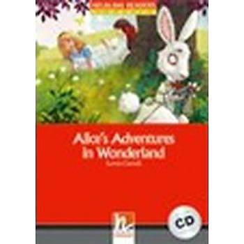 Alices Adventures in Wonderland -Audio CD Pack