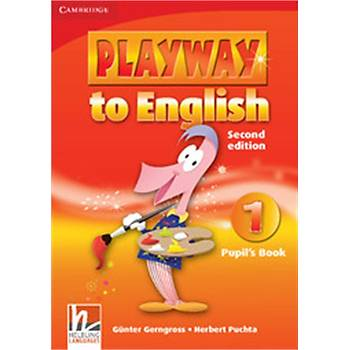Playway to English 2nd Edition Level 1 Pupil's Book+Activity Book