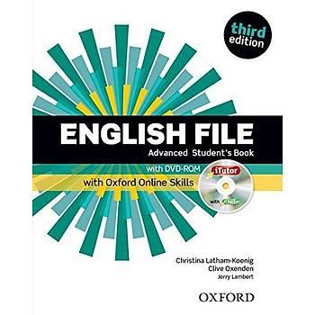 OXFORD ENGLISH FILE 3ED ADVANCED SB +ÝTUTOR+OOSP+WB