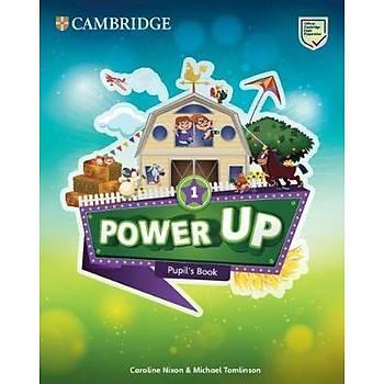 Cambridge Power Up,1 Pupil's Book+ Activity Book