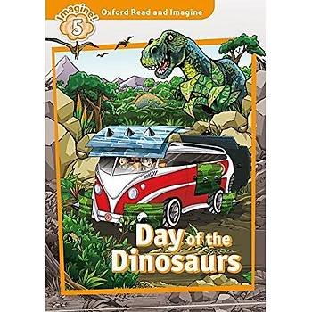 OXFORD ORI 5:DAY OF THE DINOSAURS +mp3