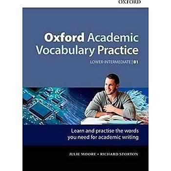 OXFORD ACADEMIC VOCAB PRAC B1 W/KEY