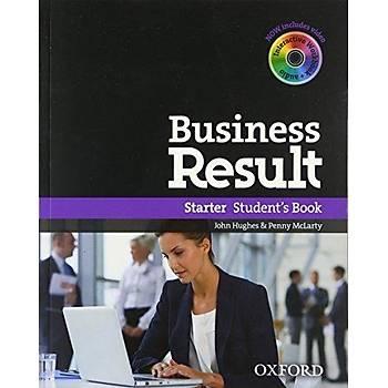 OXFORD BUSINESS RESULT STARTER SB +DVD+ONLINE WB