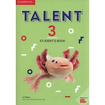 Cambridge Talent Level 3 Pupil's Book+ Workbook