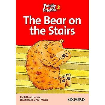 OXFORD FAMILY AND FRIENDS 2-D:BEAR ON STAIRS