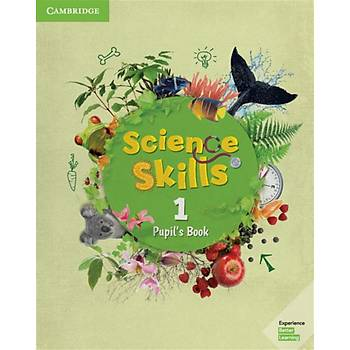 Cambridge Science Skills Level 1 Pupil's Pack