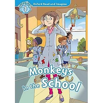OXFORD ORI 1:MONKEYS IN THE SCHOOL +mp3
